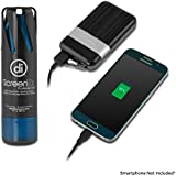 Powerocks 9000mAh Portable Charger w Screen Cleaner and Micro USB Charge&Sync Straight Cable