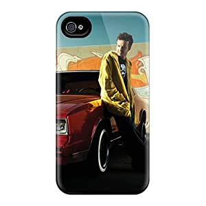 Hard Plastic Iphone 4/4s Case Back Cover,hot Jesse Pinkman Poster Case At Perfect Diy