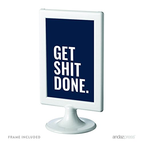 Andaz Press Motivational 4x6 inch Inspirational product image