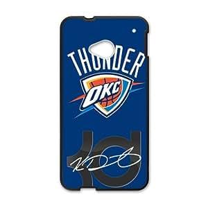 Thunder OKC Fashion Comstom Plastic case cover For HTC One M7
