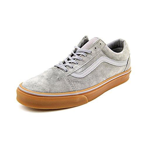 Vans Men's Old Skool (Premium Leather) Skate Shoe