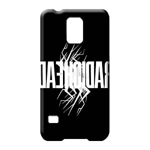 samsung galaxy s5 Brand Cases fashion mobile phone carrying shells radiohead king of limbs