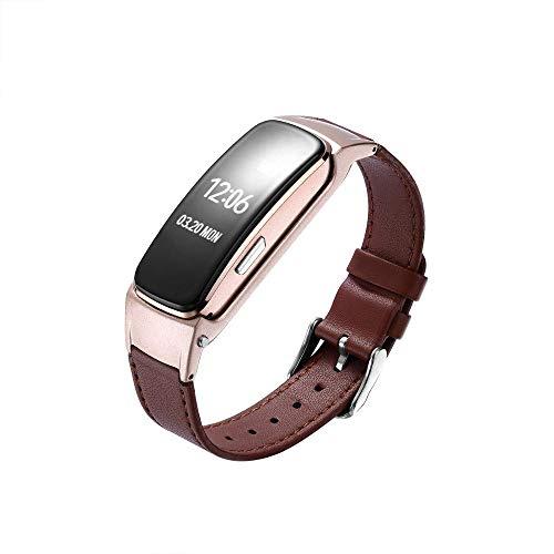 LXX Fitness Tracker,Bracelet Smart Bracelet Heart Rate Blood Pressure Sports Bracelet Earrings Call ()