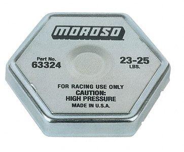 Moroso 63328 28 lbs. Radiator Cap by Moroso