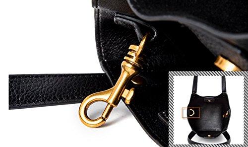 Voyage Luxe Main À Messager Sac Grande Shopping Élégant Bandoulière Sacs Darkgreen Mesdames Capacité De Bpx6nYxR