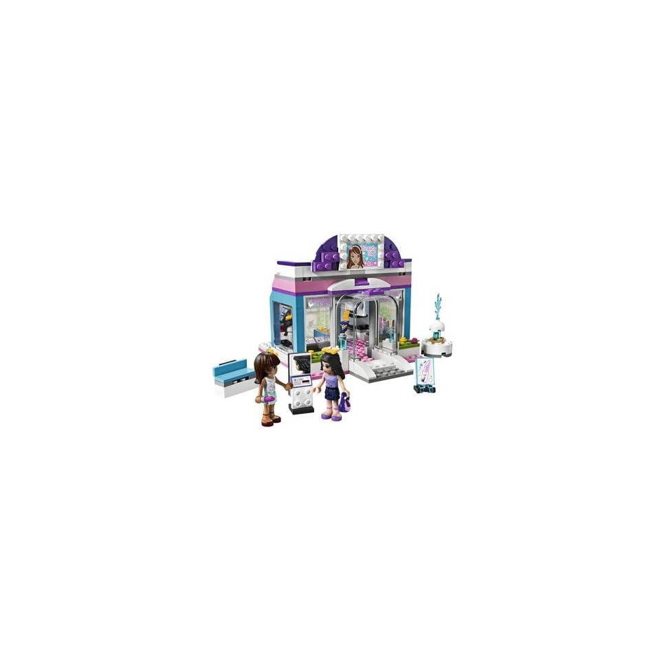 LEGO Friends Butterfly Beauty Shop 3061 Toys & Games