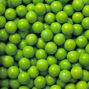 (Concord Green Apple Bubble Gum Balls 3 Lb (0.91