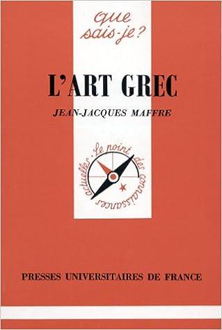 Livres gratuits L'Art grec, 4e édition pdf, epub