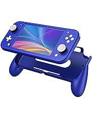TwiHill a caixa protetora tipo alça é adequada para Nintendo switch lite. A caixa protetora é feita de ABS. Acessórios Nintendo switch lite (Azul)