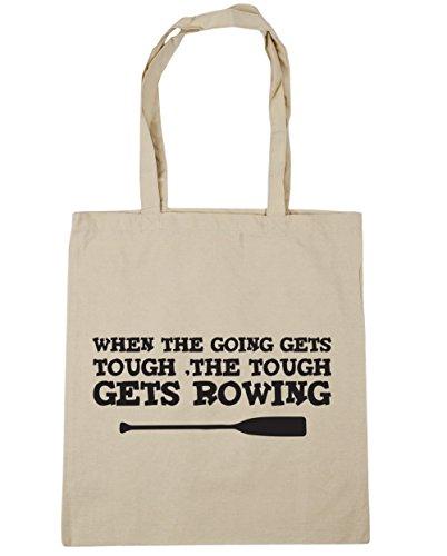 The Natural Tough Beach Rowing Gets Tote Tough x38cm Going 10 HippoWarehouse the Gym Gets Shopping When litres 42cm Bag wnYU1qx7HX
