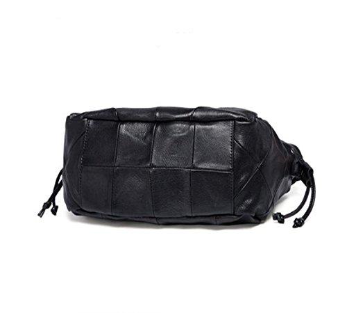 8 crossbody inch Bag shoulder genuine Bags backpack Lxopr 3 4 12 ms 9 Leather 9 6qOHxI