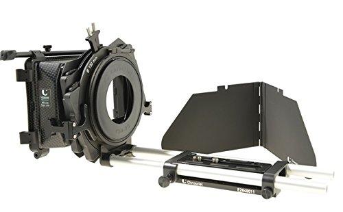 CHROSZIEL C-450W-20C300KIT 450W-20 Matte Box Kit for Canon EOS C100, (Chrosziel Matte Box Kit)