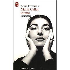 Maria Callas intime (Biographie)