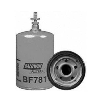 Baldwin BF781 Heavy Duty Diesel Fuel Spin-On Filter: Automotive