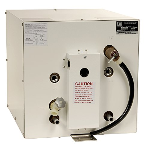Exchanger Heat Front (Whale Seaward 11 Galllon Hot Water Heater W/Front Heat Exchanger White Epoxy Finish)
