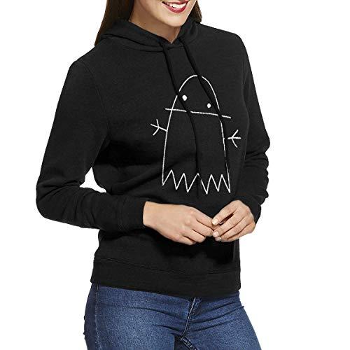Jukebox Manual (OMYOT Jukebox The Ghost Logo Women's Hoodie Sweater Hoody Black)