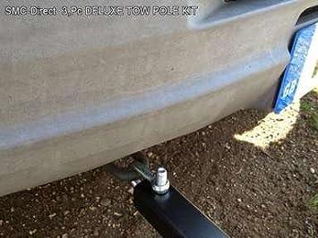 Amazon.es: Barra de remolque resistente para coche, 3, 5 toneladas ...
