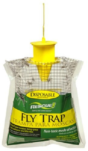 Sterling Rescue FTD-DB12 Disposable Fly Trap - Quantity 24 by RESCUE!
