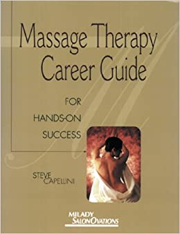 Book Massage Therapy Career Guide for Hands-on Success