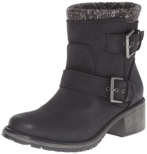 Roxy Women's Scout Boot, Black, 8.5 M US ()