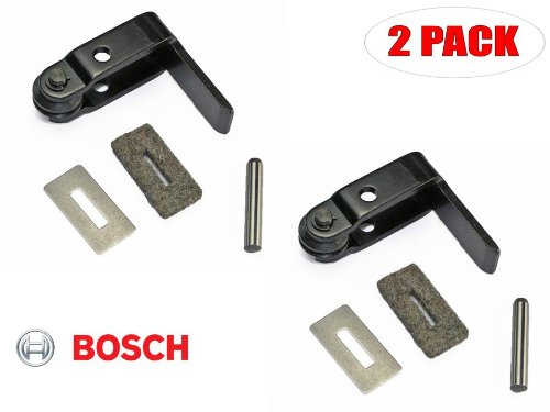Bosch 1587VS Jig Saw Replacement Roller Guide Assembly # 2601321902 (2 PACK)