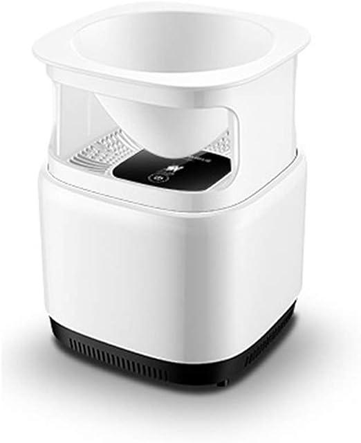 CARWORD Micro ecología Mini purificador de Aire iónico Triple Filtro HEPA Ionizador de Aire para la Oficina en casa Generador de Iones Negativos Aroma ambientador: Amazon.es: Hogar