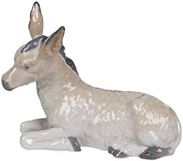 NAO Donkey Figurine