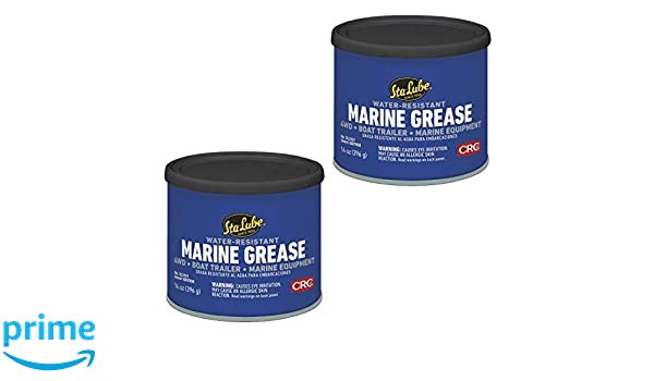 Sta-Lube SL3121 Marine Boat Trailer and 4 x 4 Wheel Bearing Grease - 14 wt   oz  2 Pack