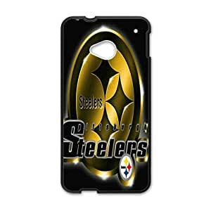 pittsburgh steelers Phone high quality Case for HTC One M7