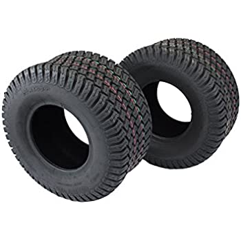 Amazon com : 18 x 7 50 - 8, (Kenda) 2-Ply Dimpled Turf Tire : Lawn