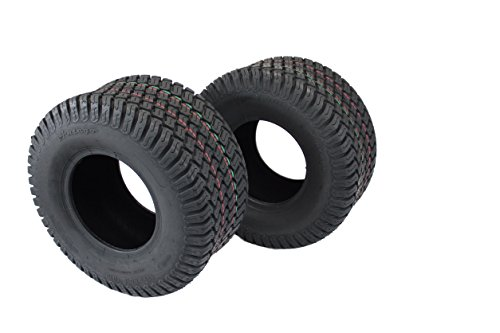 Tires Lawn Garden - Antego Tire & Wheel Set of Two 18x8.50-8 4 Ply Turf Tires for Lawn & Garden Mowers 18x8.5-8