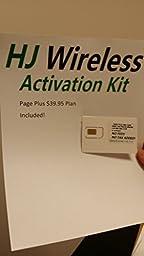 Page Plus 4G LTE Dual Cut Micro/Standard Sim + $39.95 Plan Fits Verizon Galaxy S3/S4/S5/ Note 2/3/4