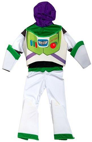 Toy Story disfraz de Buzz Lightyear Deluxe - Tamaño  3T-4T  Amazon.com.mx   Ropa 1f565fd4817