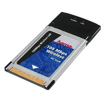 HAMA 108 Mbps WLAN PCI Card Last