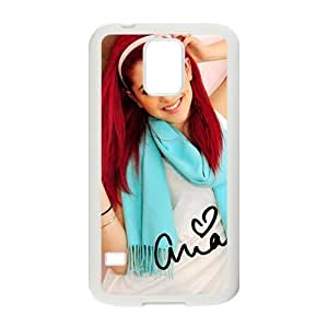 ariana grande look alike Phone For Case Samsung Galaxy S3 I9300 Cover