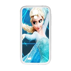 Frozen lovely girl Cell Phone Case for Samsung Galaxy S4 by runtopwell