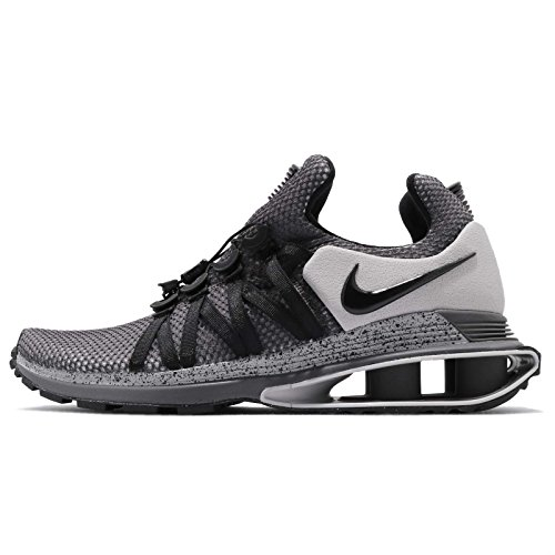 best service f4a6e febd1 Nike Men s Shox Gravity Running Shoes-Atmosphere Grey Black-8.5