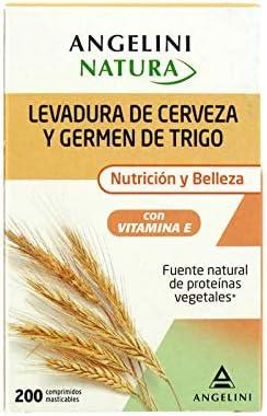 LEVADURA DE CERVEZA Y GERMEN DE TRIGO NATURA NUTRICION Y ...