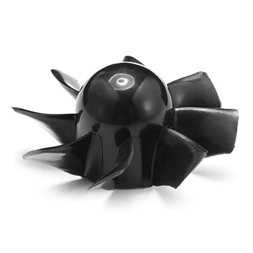 Pukido 8 Blade Propeller for RC Airplane 30mm 40mm EDF Ducted Fan Unit - (Size: 40mm) ()