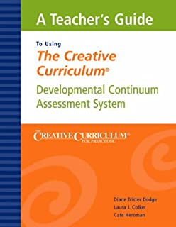 A teachers guide to using the creative curriculum developmental a teachers guide to using the creative curriculum developmental continuum assessment system fandeluxe Gallery