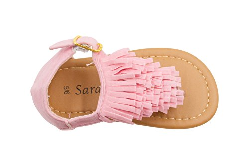 The A Suede Thong Sandal - 4