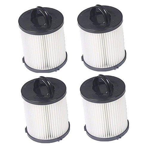 Hepa Filter forEureka DCF-21 VacuumPart # 67821, 68931, 68931A, EF91, EF-91, EF-91B Washable 4pcs(4)