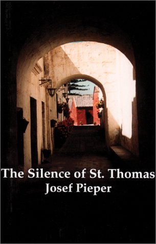 Silence Of St Thomas