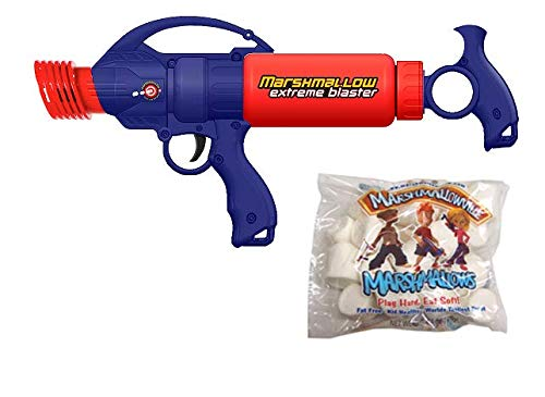 Classic Extreme Blaster with 1 Bag of Marshmallows -