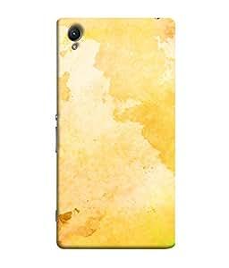 ColorKing Sony Xperia Z1 Case Shell Cover - Color Multi Color