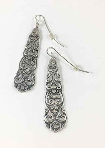 Vintage Spoon Handle Earrings (Spoon Handle Earrings)