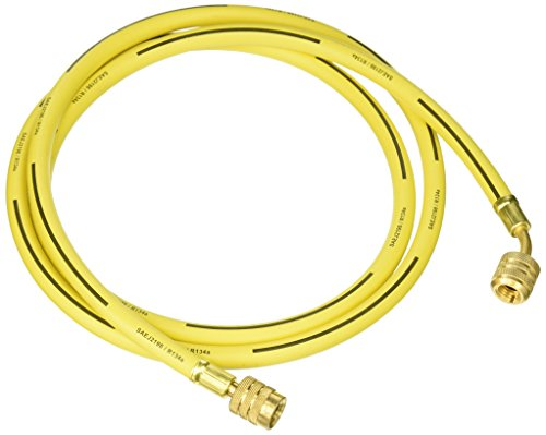 """ATD Tools 36783 Yellow 72"""" A/C Charging Hose"""