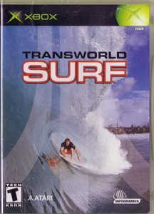 Transworld Surf (Hungry Shark Xbox)