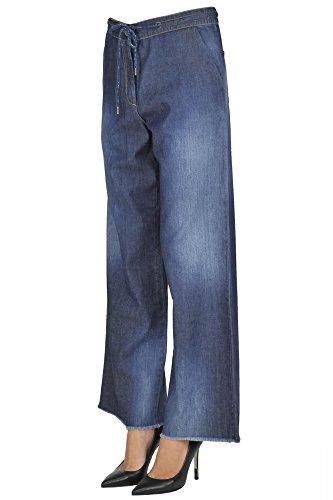 PINKO Damen MCGLDNM03035E Blau Baumwolle Jeans sMPeX23CCD
