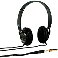 Sony MDR7502 Professional Studio Headphones, Black